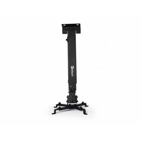 GETTTECH CEILING MOUNT ADJUSTABLE FOR PROJECTOR UP TO 44 LB BLACK (TW-1303)