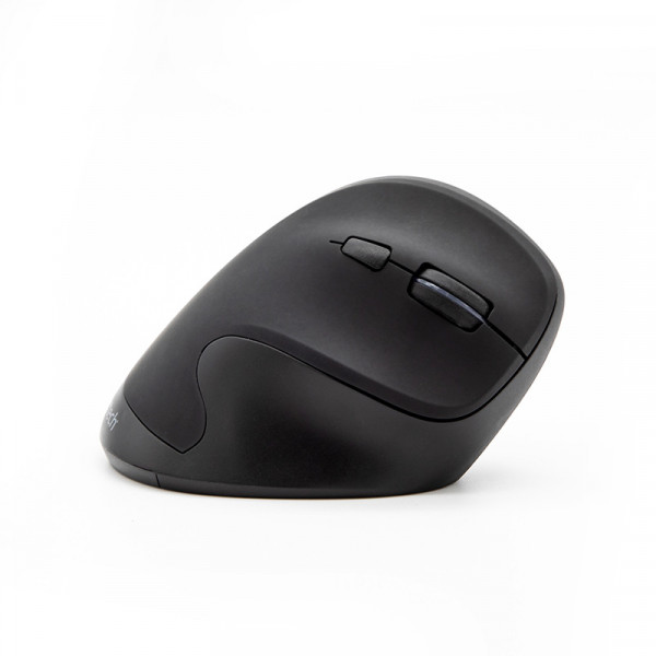 Getttech Vertical Wireless Mouse Orion, Black - GMO24401