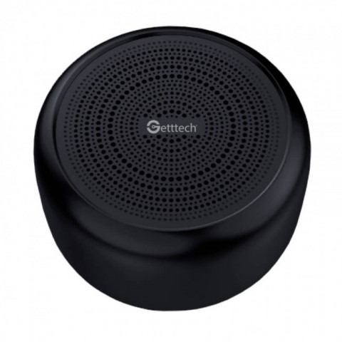 Mini portable speaker Getttech  GAM-31501N Melodic, bluetooth 4.2, black