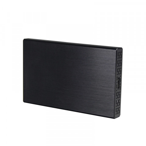 Getttech Enclosure Disco Duro, HDD 2.5, USB 3.0, Black - SKU: EGA-2530