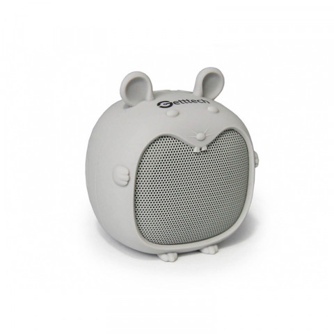 SPEAKER KID GETTTECH LITTLE MOUSE, BLUETOOTH, HANDSFREE, MICRO SD, PORTABLE (GAM-31506)