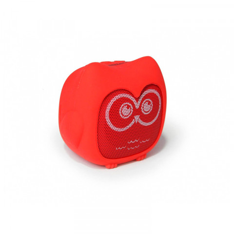 SPEAKER KID GETTTECH LITTLE OWL, BLUETOOTH, HANDSFREE, MICRO SD, PORTABLE (GAO-31509)