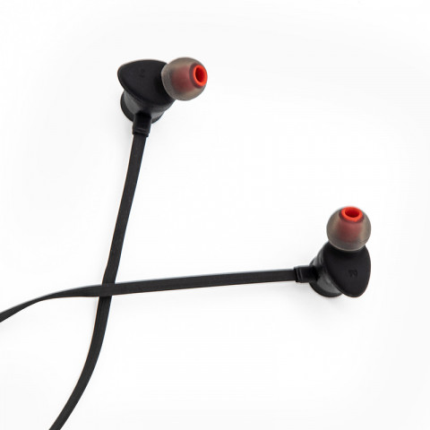 GETTTECH SPORT EARPHONES PERFORMER WITH MICROPHONE, BLUETOOTH 4.2, TALK TIME UP TO 8 HRS, BLACK (GAP-29702N)