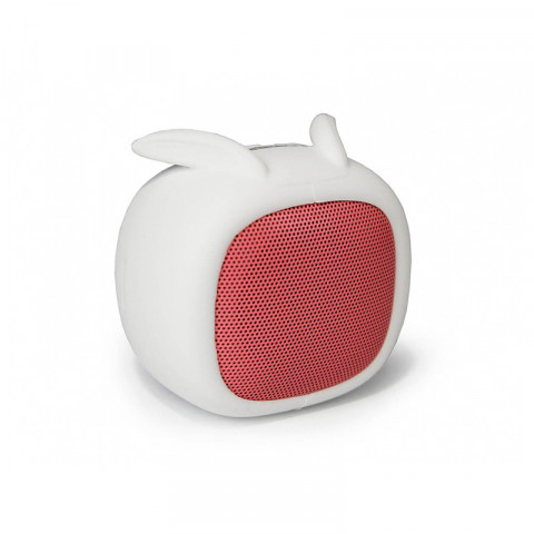 SPEAKER KID GETTTECH LITTLE RABBIT, BLUETOOTH, HANDSFREE, MICRO SD, PORTABLE (GAR-31510)
