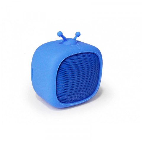 SPEAKER KID GETTTECH LITTLE TV, BLUETOOTH, HANDSFREE, MICRO SD, PORTABLE (GAT-31507)
