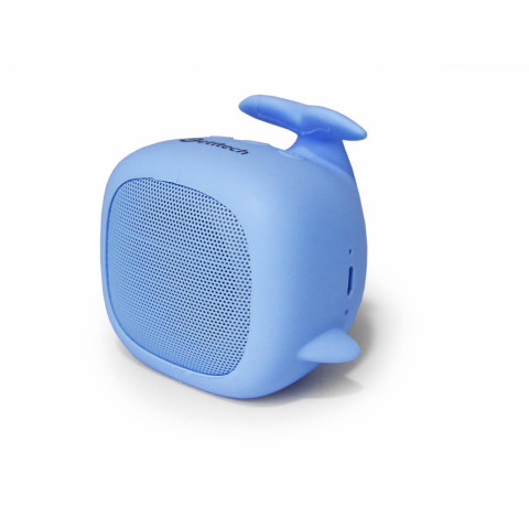 SPEAKER KID GETTTECH LITTLE WHALE, BLUETOOTH, HANDSFREE, MICRO SD, PORTABLE (GAW-31508)