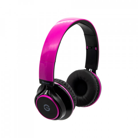 Headset Getttech GH-3100P Sonority, 3.5mm, with microphone, pink